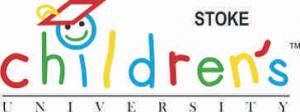 Stoke Childrens University Logo