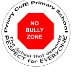 red stop sign Anti-bullying
