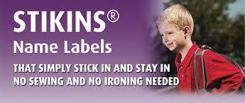 Image result for stikins name labels